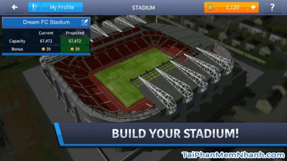 Giới thiệu Game Dream league Soccer cho iPhone - Hình 3