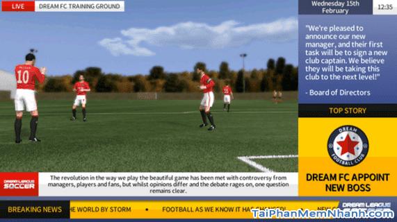 Điểm hấp dẫn của Game Dream league Soccer cho iPhone - Hình 4
