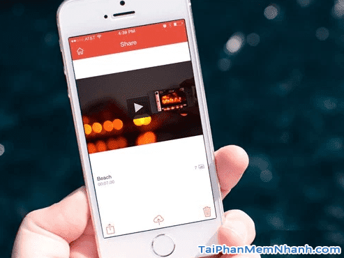 Ứng dụng chỉnh sửa video cho iPhone - Hình 2