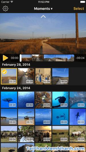 Video Crop Ứng dụng chỉnh sửa video cho iPhone - Hình 5