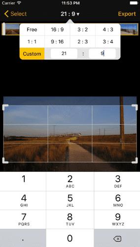 Ứng dụng chỉnh sửa video cho iPhone - Hình 6