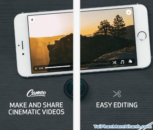 Cameo Ứng dụng chỉnh sửa video cho iPhone - Hình 9