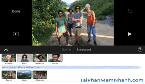 iMovie Ứng dụng chỉnh sửa video cho iPhone - Hình 11