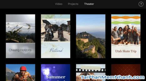 iMovie Ứng dụng chỉnh sửa video cho iPhone - Hình 12