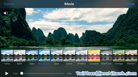 iMovie Ứng dụng chỉnh sửa video cho iPhone - Hình 13