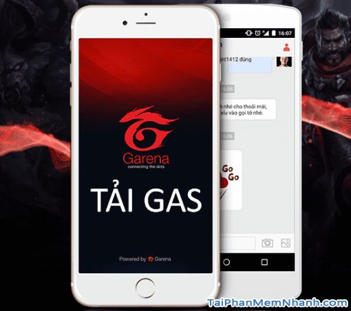 tìm hiểu gas garena mobile - Hình 2