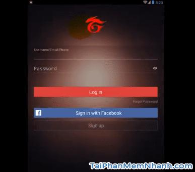 đăng nhập gas garena mobile - Hình 13