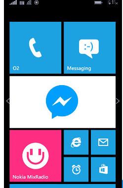 Biểu tượng Facebook Messenger - Hình 2