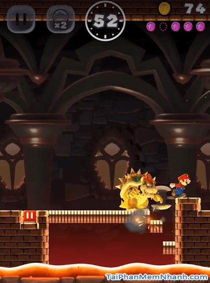 Mario vượt chướng ngại vật - Hình 5