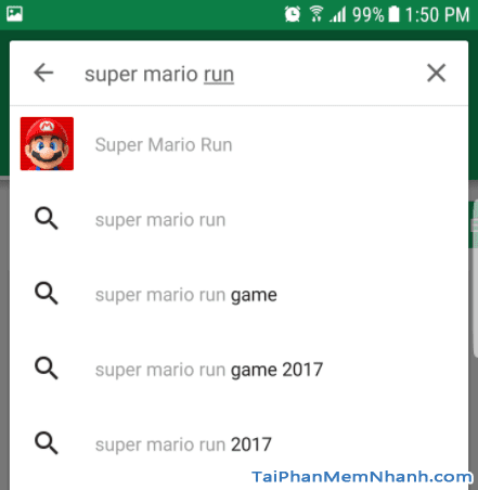 Tìm game Super Mario Run - Hình 7