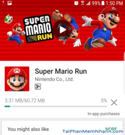 Đợi quá trình cài Mario hoàn tất - Hình 9