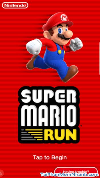 giao diện game super mario run - Hình 11