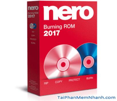 Tải và cài đặt Nero Burning Rom để ghi đĩa CD/DVD