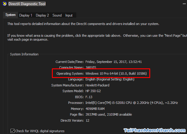hệ điều hành 64 bit driver canon lbp 2900