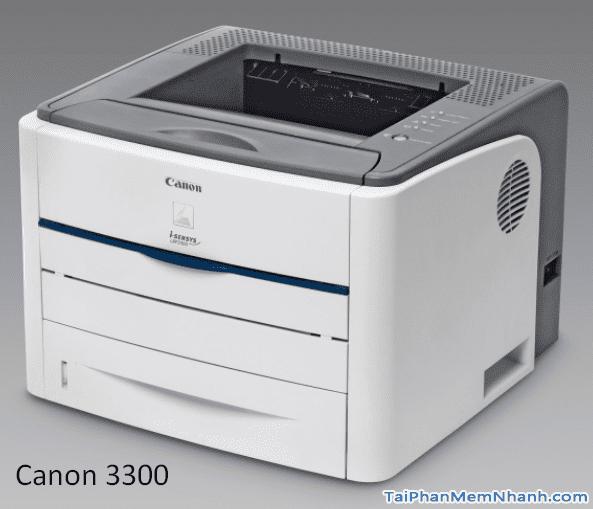 Giới thiệu Canon 3300