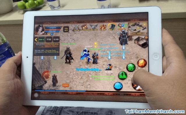 Giới thiệu và Tải cài đặt game nhập vai Võ Lâm cho iPhone, iPad + Hình 6