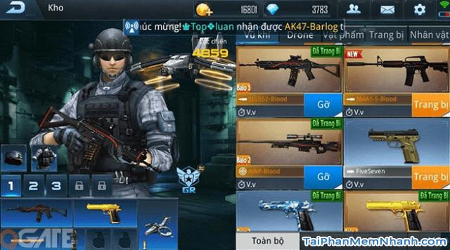 Tải và Cài đặt game bắn súng Phục Kích cho điện thoại iPhone, iPad + Hình 4