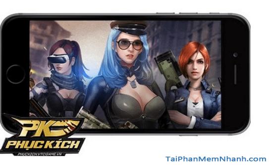 Tải và Cài đặt game bắn súng Phục Kích cho điện thoại iPhone, iPad + Hình 5