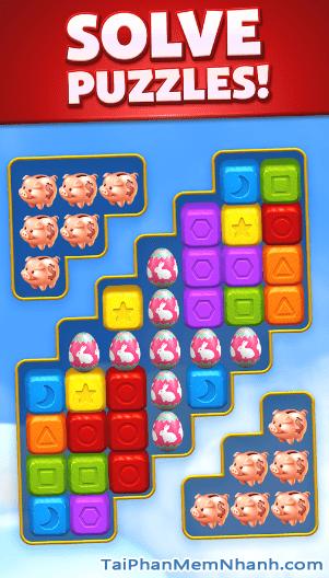 Hướng dẫn tải và cài đặt Game Toy Blast cho điện thoại Android + Hình 3