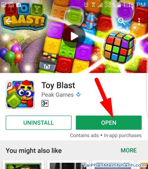 Hướng dẫn tải và cài đặt Game Toy Blast cho điện thoại Android + Hình 11