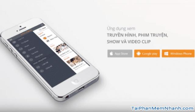 Tải và cài đặt FPT PLay - Phần mềm xem tivi trực tuyến trên Mobile + Hình 2