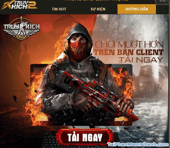 Tải Truy Kích 2 – Game bắn súng truy kích mới