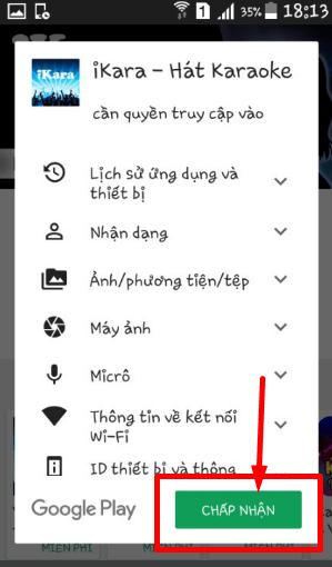 Tải và cài đặt iKARA - Ứng dụng hát Karaoke trên điện thoại Android + Hình 11