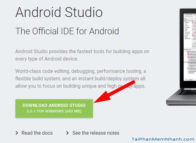 tải android studio