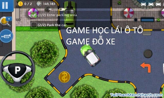Tải Game Đỗ Xe, Game Học Lái Xe Parking Mania