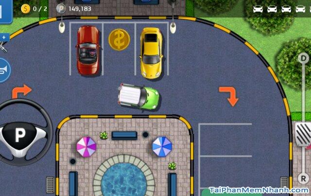 đổ xe dọc vào lòng đường