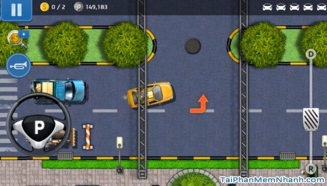 game Parking Mania