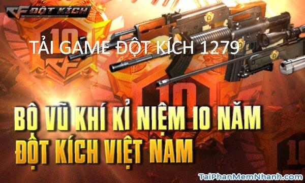 Tải Game Đột Kích 1279 – Game bắn súng huyền thoại