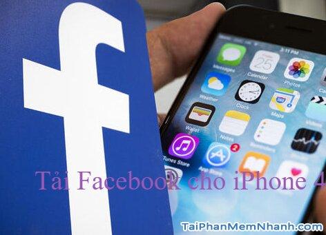 Tải Facebook và cài đặt cho iPhone 4/4s