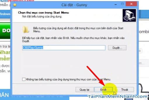 Hướng dẫn tải và cài đặt Game Gunny trên Windows