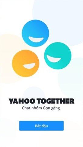 Yahoo tái xuất thị trường - Tải Ứng dụng nhắn tin Yahoo Together cho Android + Hình 6