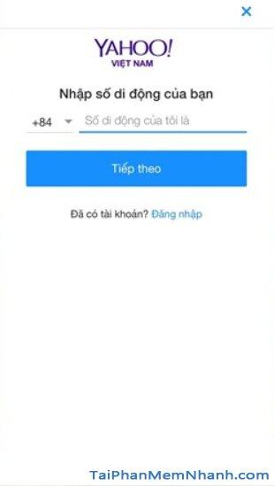 Yahoo tái xuất thị trường - Tải Ứng dụng nhắn tin Yahoo Together cho Android + Hình 7