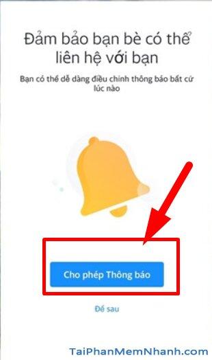 Yahoo tái xuất thị trường - Tải Ứng dụng nhắn tin Yahoo Together cho Android + Hình 8