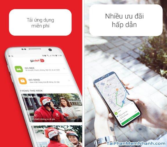 Hướng dẫn tải và cài đặt Go-Viet - ứng dụng gọi xe trên điện thoại iPhone, iPad + Hình 2