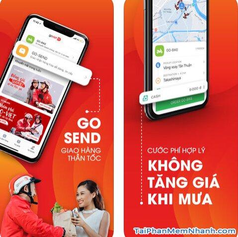 Hướng dẫn tải và cài đặt Go-Viet - ứng dụng gọi xe trên điện thoại iPhone, iPad + Hình 5