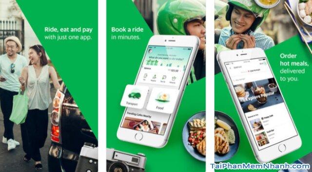 Hướng dẫn tải và cài đặt ứng dụng gọi xe GRAB cho iPhone, iPad + Hình 2