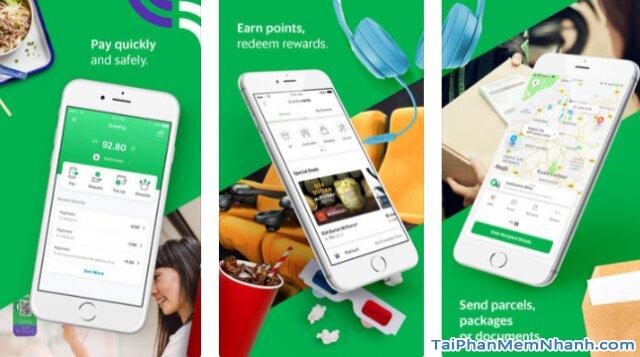 Hướng dẫn tải và cài đặt ứng dụng gọi xe GRAB cho iPhone, iPad + Hình 3