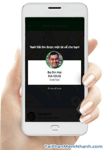 Hướng dẫn tải và cài đặt ứng dụng gọi xe GRAB cho iPhone, iPad + Hình 7