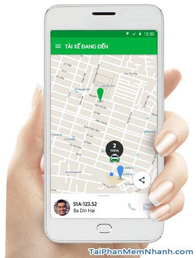 Hướng dẫn tải và cài đặt ứng dụng gọi xe GRAB cho iPhone, iPad + Hình 8