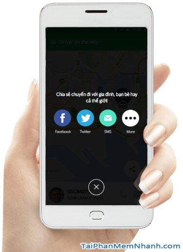 Hướng dẫn tải và cài đặt ứng dụng gọi xe GRAB cho iPhone, iPad + Hình 9