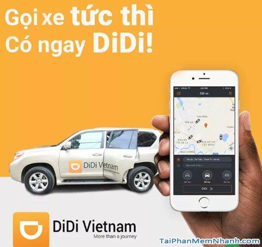 Hướng dẫn tải cài đặt Ứng dụng gọi xe trên di động - DIDI cho iPhone, iPad + Hình 3