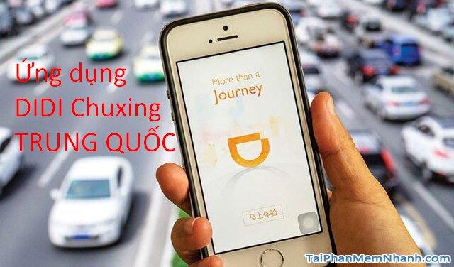 Hướng dẫn tải cài đặt Ứng dụng gọi xe trên di động - DIDI cho iPhone, iPad + Hình 4