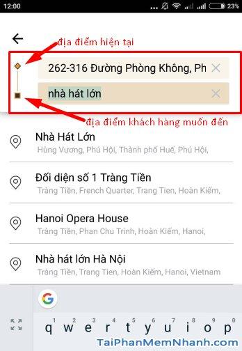 Hướng dẫn tải cài đặt Ứng dụng gọi xe trên di động - DIDI cho iPhone, iPad + Hình 16