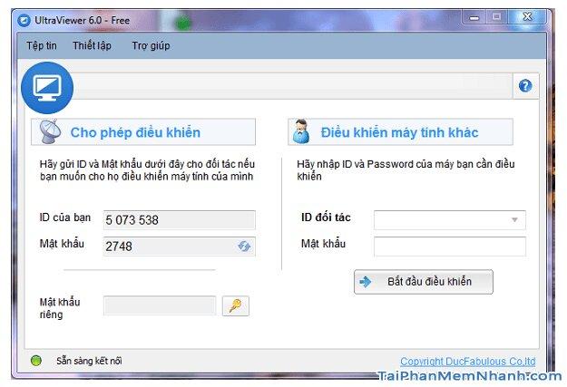 Tải cài đặt phần mềm UltraViewer - Truy cập, admin máy tính, laptop từ xa + Hình 3