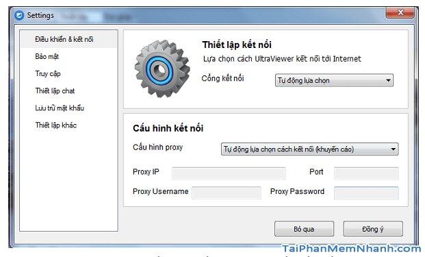 Tải cài đặt phần mềm UltraViewer - Truy cập, admin máy tính, laptop từ xa + Hình 4