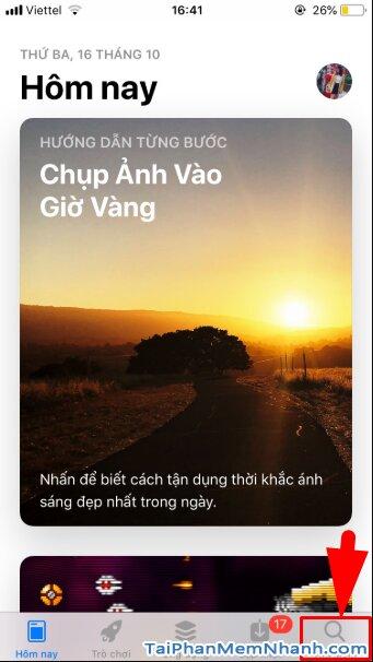 Hướng dẫn tải và cài đặt Sen Đỏ - Tiện ích mua sắm Online trên iOS + Hình 7